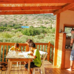 Western Galilee magic: the ecologically-friendly Clil Guest House!